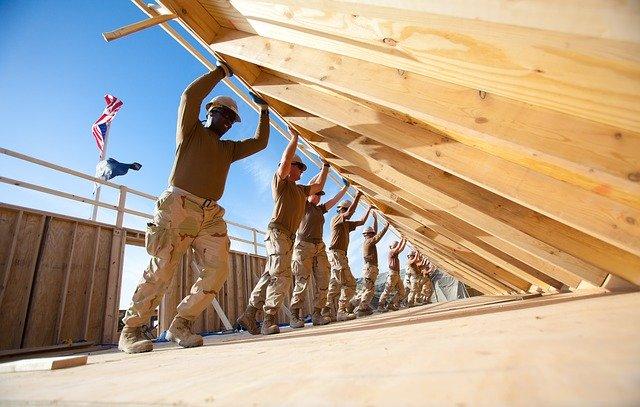 construction site builders